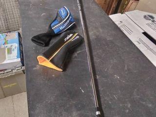 golf items 3 pc