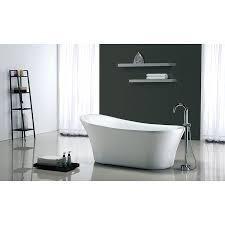 Ove Decors Rachel 70  Acrylic Freestanding Bathtub