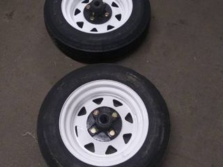journey tire 2 pc 12 inches