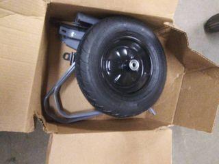 truper wheel barell tire kit only