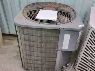 large Central Air Conditioning Unit