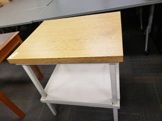 Small Table with Shelf