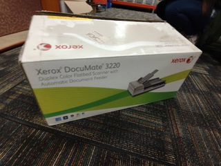 Xerox DocuMate 3220  Appears to be New