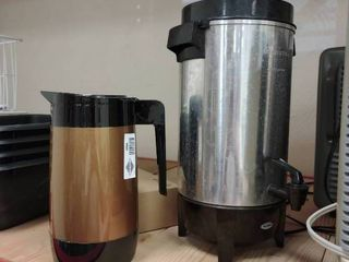 West Bend Coffee Urn and Carafe