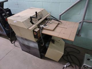 Foley Belsaw Planer Molder  Believed to be in Working Condition