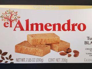 El Almendro Turron Blando Soft Spanish