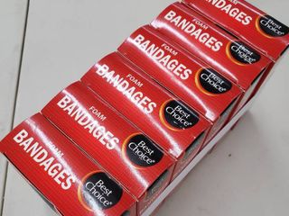 Best Choice Foam Bandages