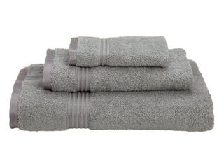 Impressions Derry Solid Egyptian Cotton 3 piece Towel Set