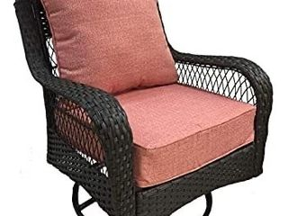 Suntastic   O fiddlestix Deep Seating lounge Chair   Back Cushions   Coral  cushions only