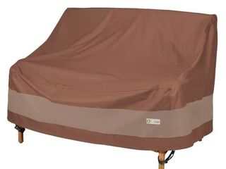 Duck Covers Ultimate Patio loveseat Cover  70w x 38d x 35h