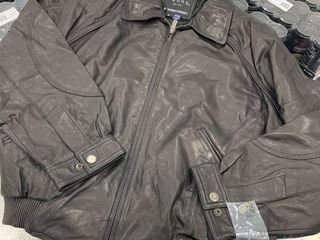 Hahn s New York by Tanners Avenue Size M leather Jacket