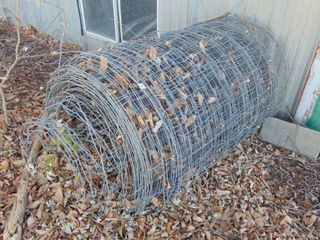big roll of steel twist fence