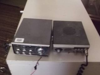 2 CB radios