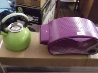 Easy bake oven   tea pot