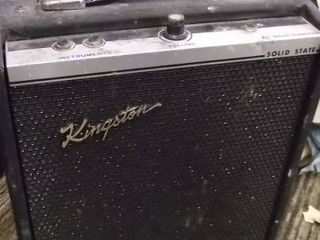 Kingston personal amp
