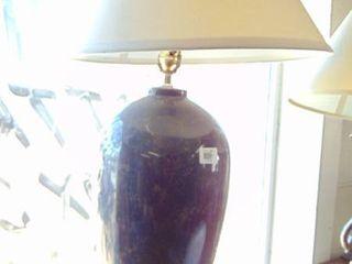 black lamp w shade