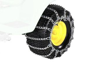 John Deere 2 Pack 20 in x 8 in x 8 in Tire Chains