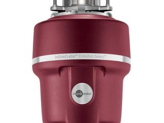 InSinkErator Evolution Select 5 8 HP Continuous Feed Garbage Disposal
