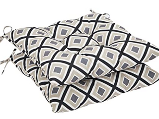 Amazon Basics Square Seat Patio Cushions
