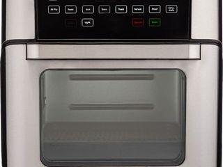 Instant Pot   10qt Digital Hot Air Fryer Oven   Stainless Steel