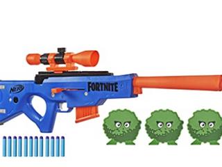 Nerf Fortnite Basr r Bolt Action Blaster