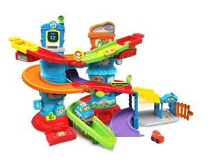 VTech Go  Go  Smart Wheels launch and Chase Police Tower