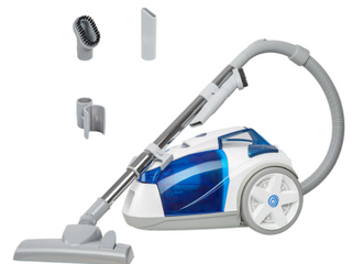 Vacmaster Bagless Canister Vacuum Cleaner