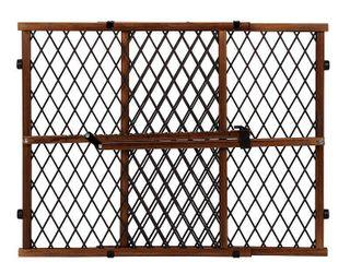 Evenflo Position   lock Pressure Mount Gate  Farmhouse Collection