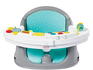 Infantino  Music and lights 3 in 1 Discovery Seat And Booster