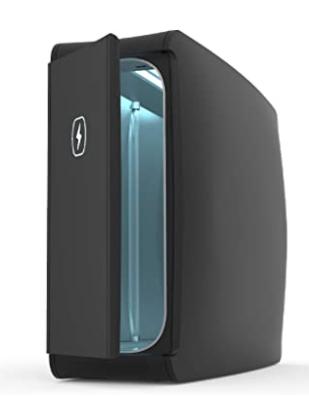 HomeSoap UV Sanitizer   Black