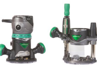 Metabo HPT   Plunge Router And Router Set In Case   M   12VC 1 2 Router   8000 24000 min