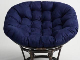 Papisan Chair Cushion   True Blue