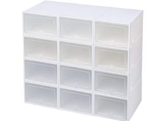 Ironland Shoe Storage Box 12 pack
