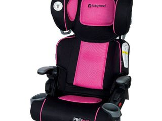 Baby Trend PROtect Yumi Folding High Back Booster Car Seat  Ophelia