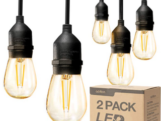 Addlon Outdoor String lights Set Of Two