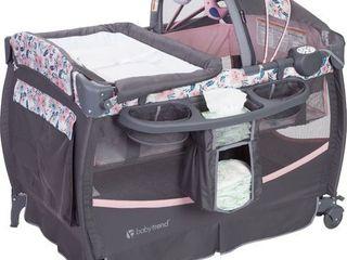 Baby Trend Deluxe II Nursery Center   Bluebell