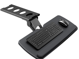 Huanuo Keyboard and Mouse Tray  Black