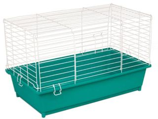 Ware Manufacturing 24 Inch Plastic Home Sweet Home Small Pet Cage  Medium