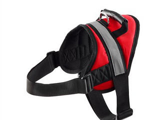 Dogline Group Dog Harness X large Red Girth 36in 46in