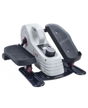 Sunny Health and Fitness Magnetic Under Desk Elliptical