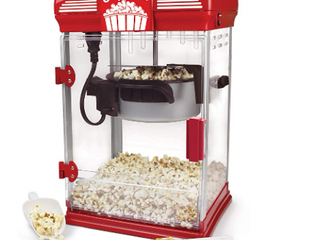 WestBand Table Top Popcorn Maker   Red