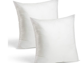 Utopia Super Soft 24in x 24in Pillow Inserts   Set of Two