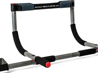 Perfect Multi Gym Pro Workout Bar   Black and Red   As Seen On YouTube