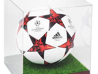 Jackcube Design   Acrylic Soccer Ball Display Case