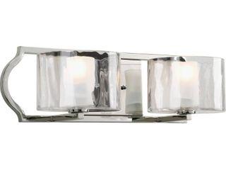 Progress lighting P3076 104WB 2 light Bath Vanity light