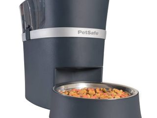 PetSafe Second Generation Dog and Cat Automatic Smart Feeder  One Size Fits All  Blue
