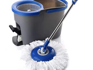 Simpli Magic 360 Spin Mop Dark Blue