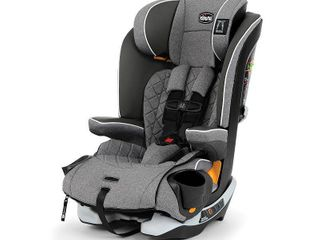 Chicco MyFit Zip Harness   Booster Car Seat   Granite