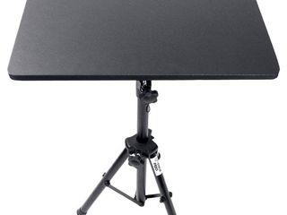 Pyle Pro PlPTS3 Pro DJ laptop Tripod Adjustable Stand For Notebook Computer