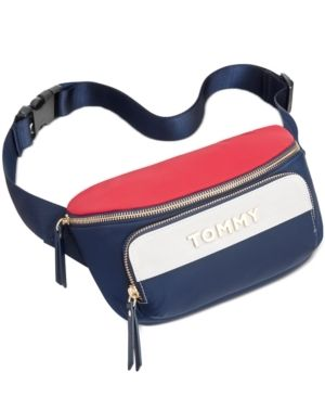 Tommy Hilfiger Ellie Nylon Belt Bag Retail   98 00